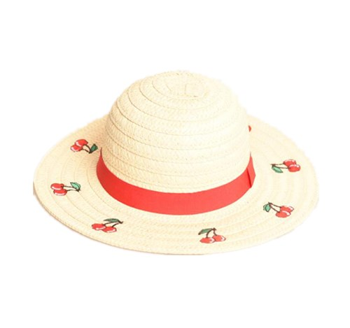 straw hat for children